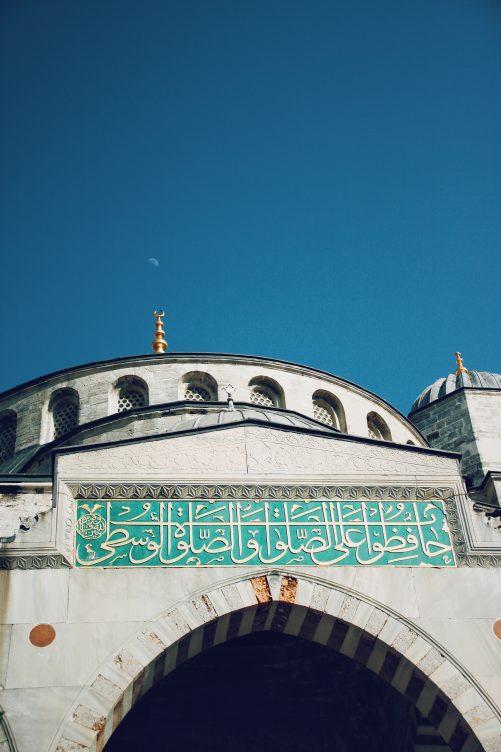 Mezquita Azul 10 cosas para hacer en Estambul