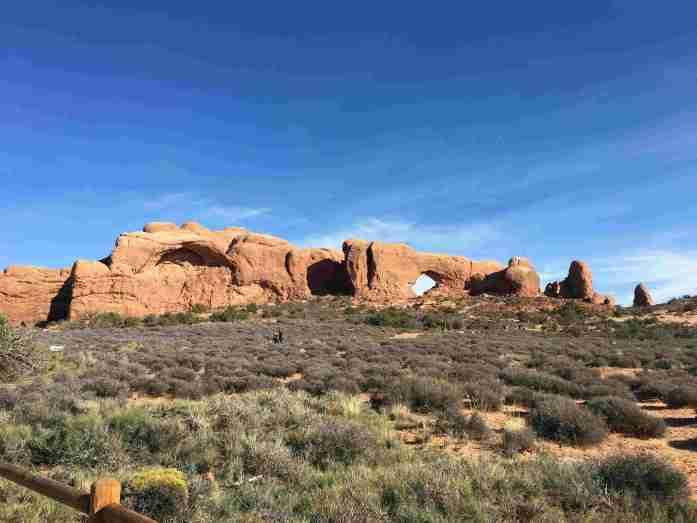 Arches National Park Los 6 parques Nacionales más visitados en un road trips por el Oeste de Estados Unidos