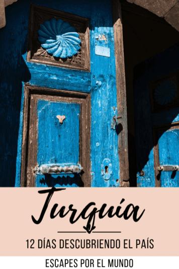 GUIA de VIAJE 2019 Entre Asia y Europa 12 días en TURQUÍA