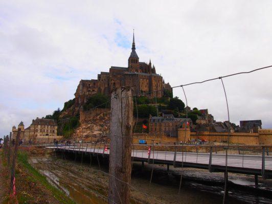 Ruta por Normandia | VIAJA a Mont Saint-Michel