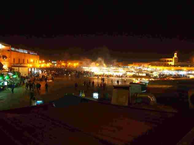12 Imprescindibles en Marrakech