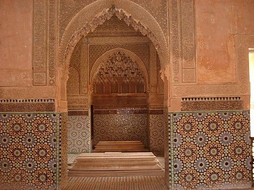 Saadian tombs imprescindibles Marrakech 12 cosas imprescindibles para ver y hacer en Marrakech