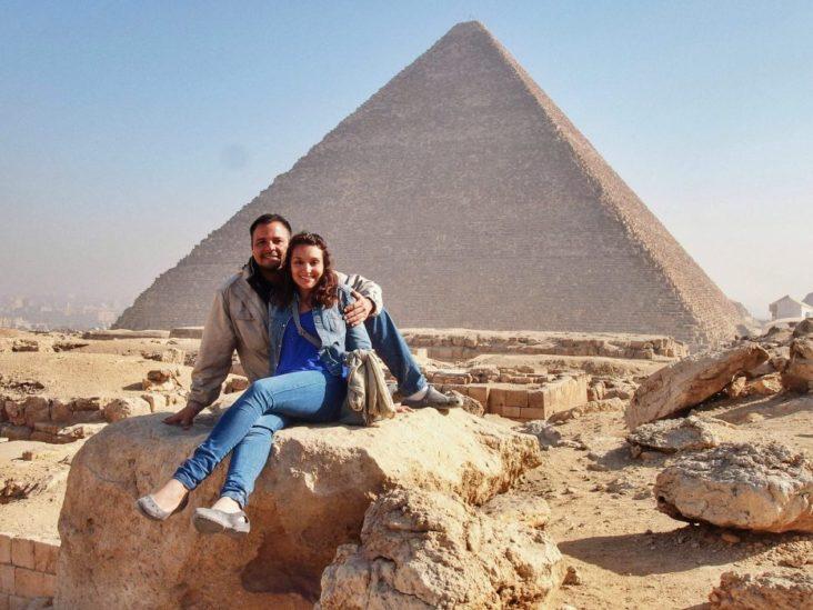 20 beneficios de viajar en pareja