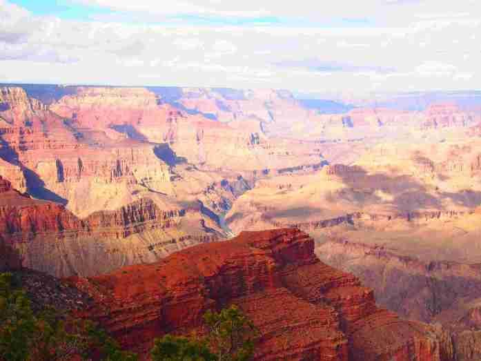guia de viaje gran cañon Los 6 parques Nacionales más visitados en un road trips por el Oeste de Estados Unidos