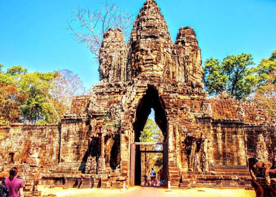 ▷ Cómo viajar a Angkor en Camboya