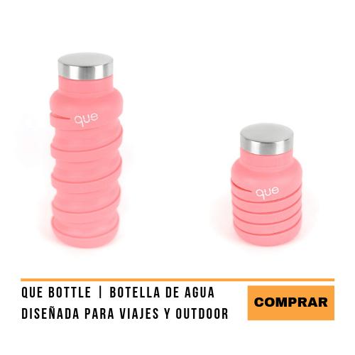 Botella de Agua Que Los 10 accesorios de viaje esenciales para llevar en el avión