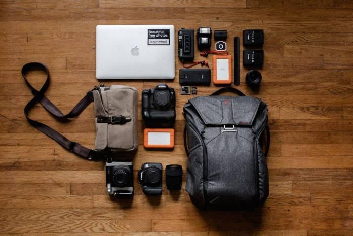 6 trucos para viajar solo con maleta de mano