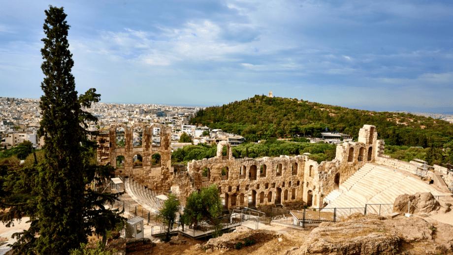 10 sitios historicos que debes conocer en Atenas
