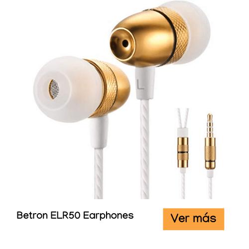Betron ELR50 Earphones