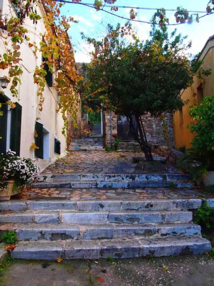 Barrio Plaka Atenas