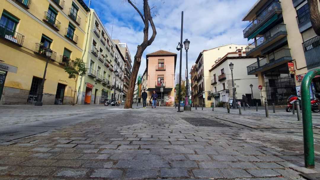 Foto Gerardo Reyna El barrio castizo de Lavapies