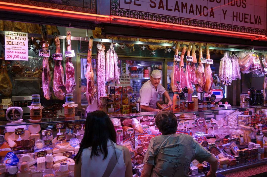 Foto Binder Bonedat Puesto del mercado Anton Martin