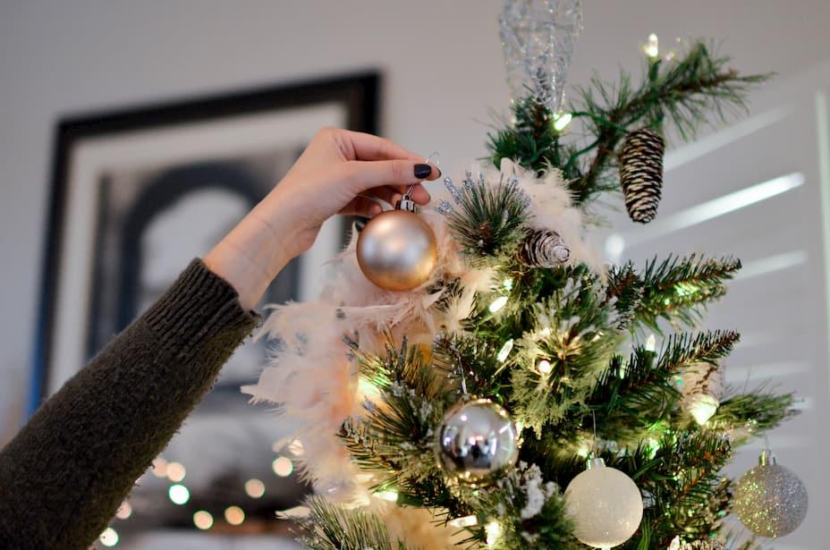 arbol de navidad - regalos para viajeros