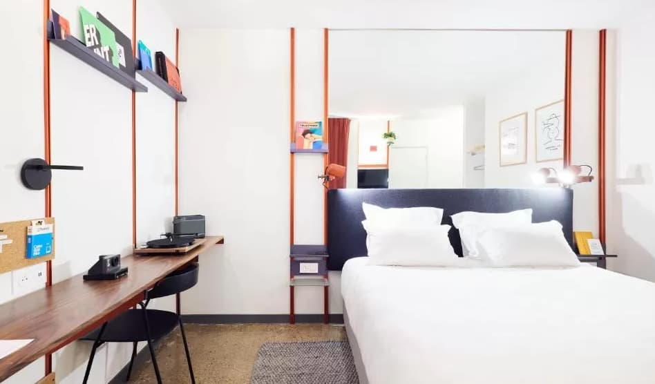 French Theory hotel paris