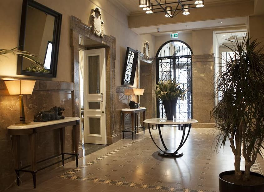 The Bank Hotel Istanbul -booking
