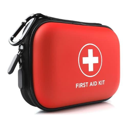 Mini kit de viaje primeros auxilios