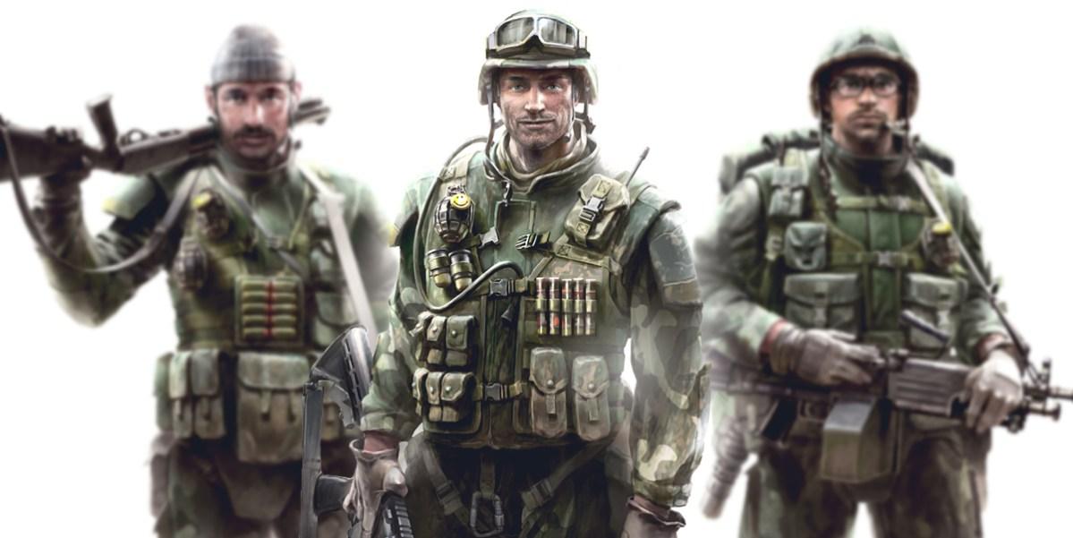 The Art of Battlefield Bad Company 1 & 2 | #34