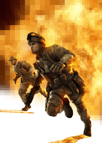 """Battlefield 2 """"Dash"""" by Lead Character Artist, Mike Man"""