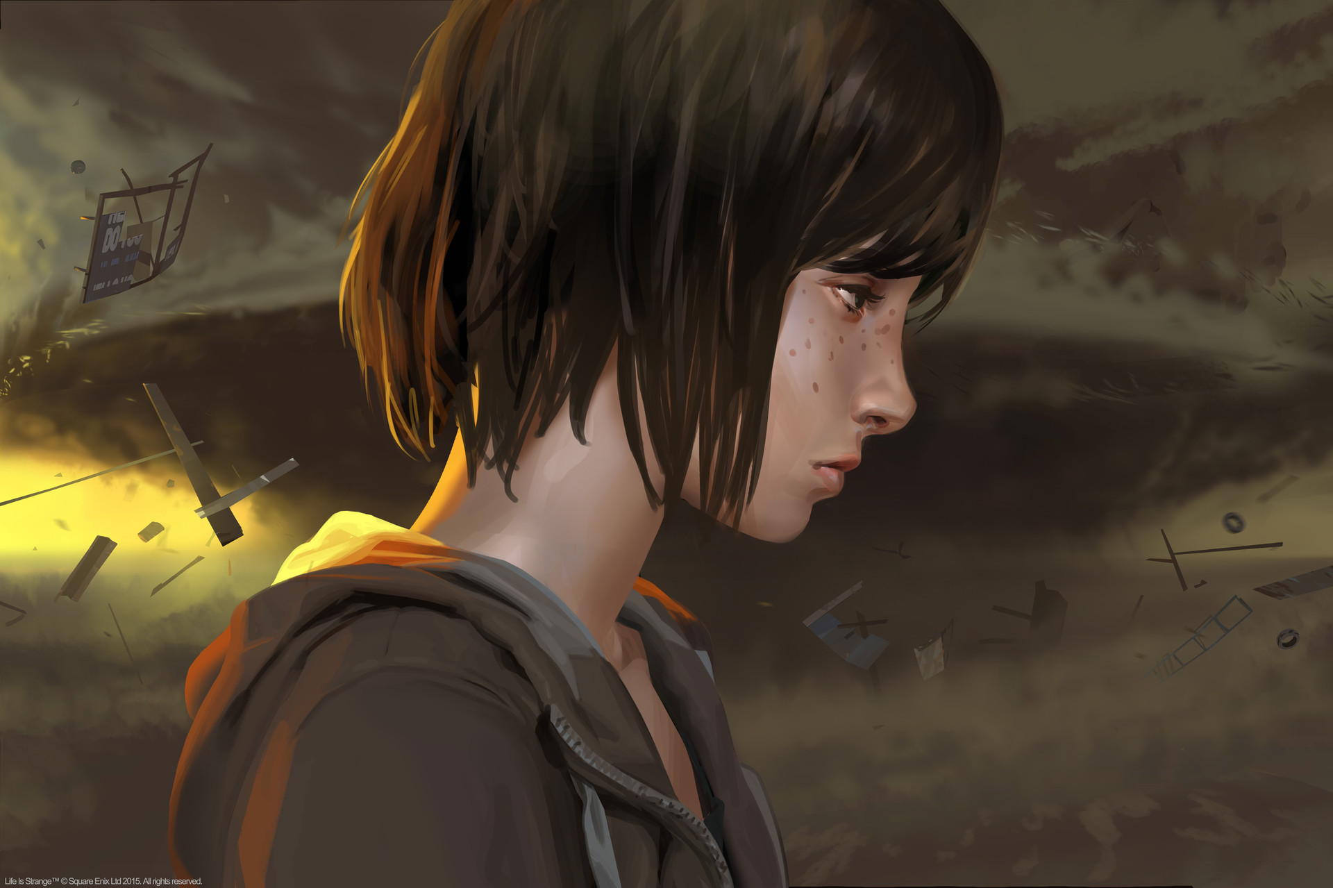 Edouard Caplain - Life is Strange