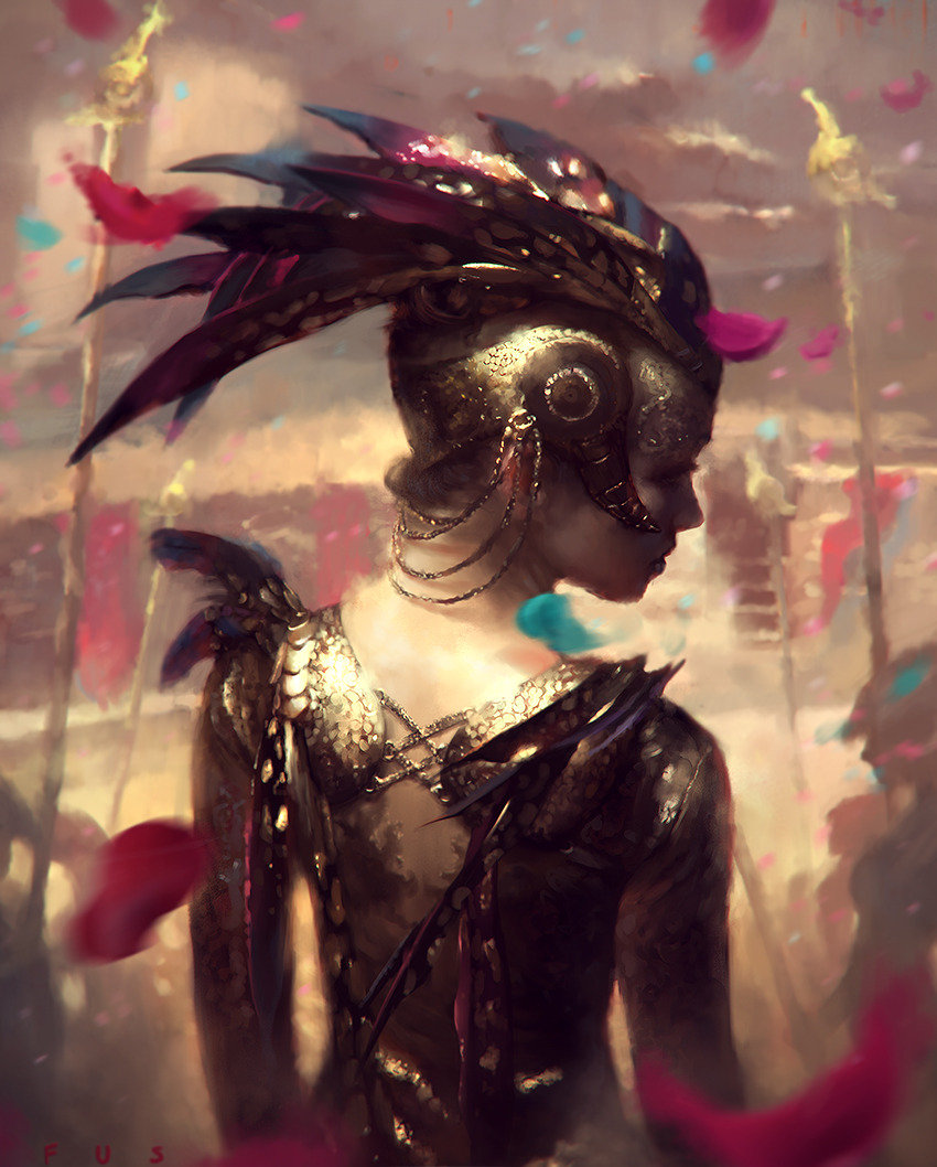 The Queen's Return - Wojtek Fus