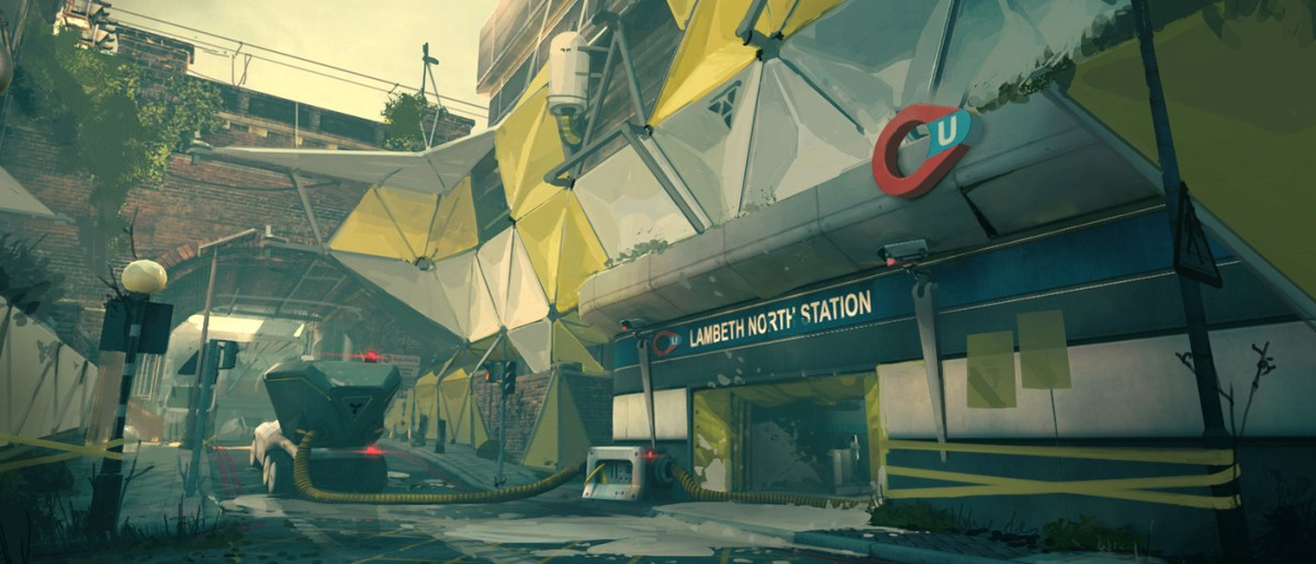 Dirty Bomb Concept Art | #62