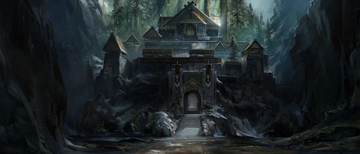 Game of Thrones Art By Patrick Jensen   #53