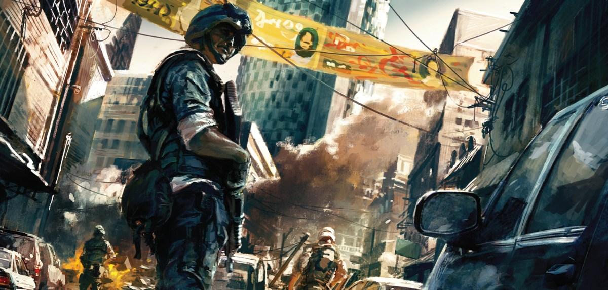 Robert Sammelin - Art of Battlefield 3