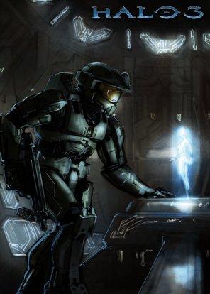 Isaac Hannaford - Halo 3