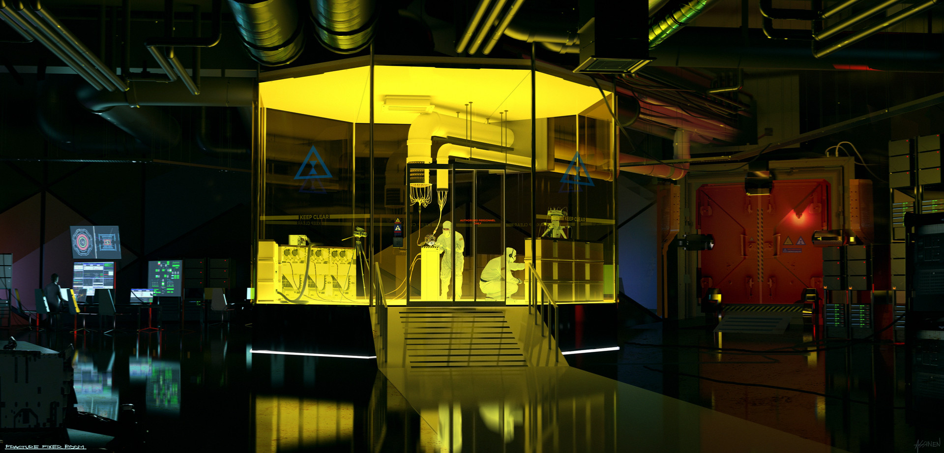 The Ville Escape Room