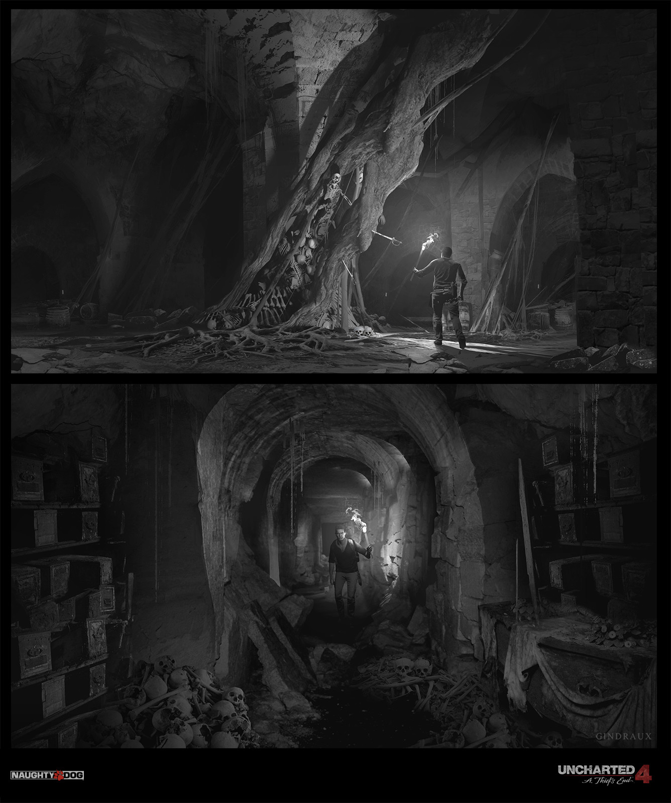 Nick Gindraux - Concept Art