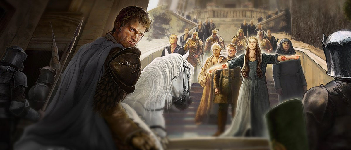 Game of Thrones Fan Art by Ertaç Altınöz | #97