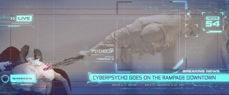 Cyberpunk 2077 Teaser Trailer Concept Art
