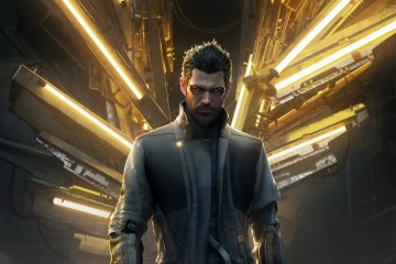 Deus Ex: Mankind Divided Trailer