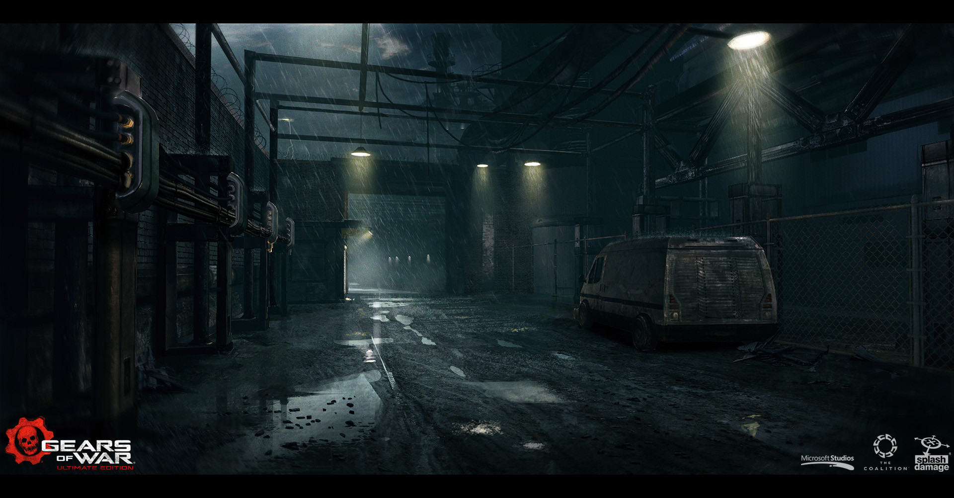 Gears of War - Concept Art