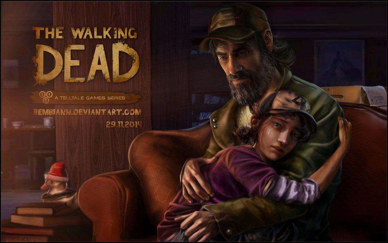 Telltale The Walking Dead Fan Art