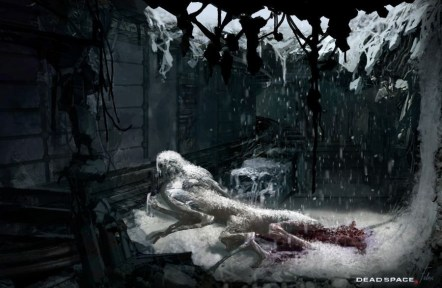Deadspace 3 Concept Art