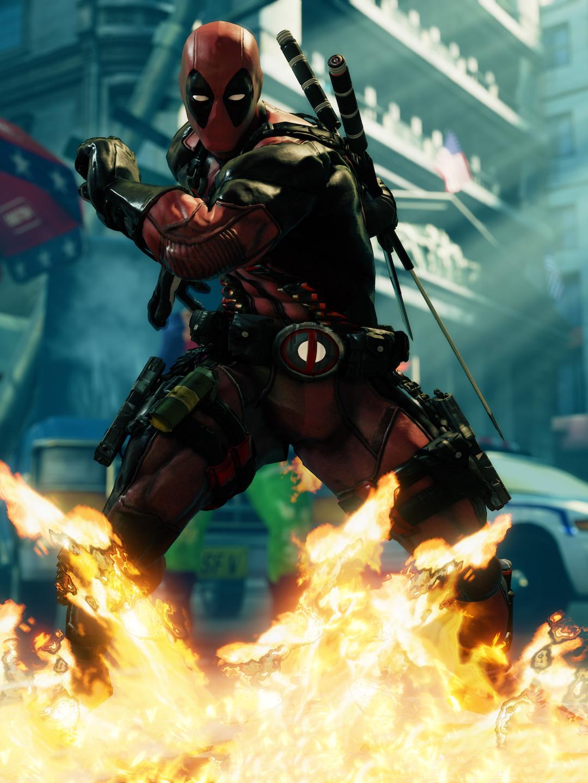 Street Fighter - DeadEndThrills