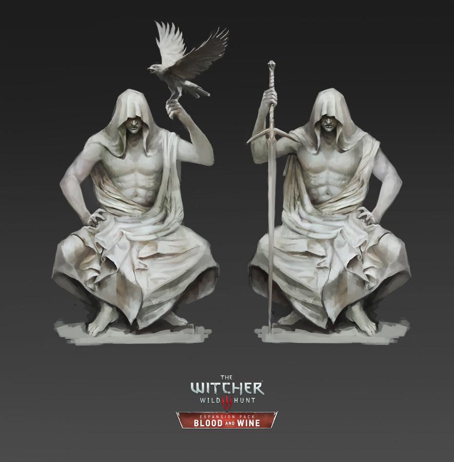 Witcher 3 Concept Art