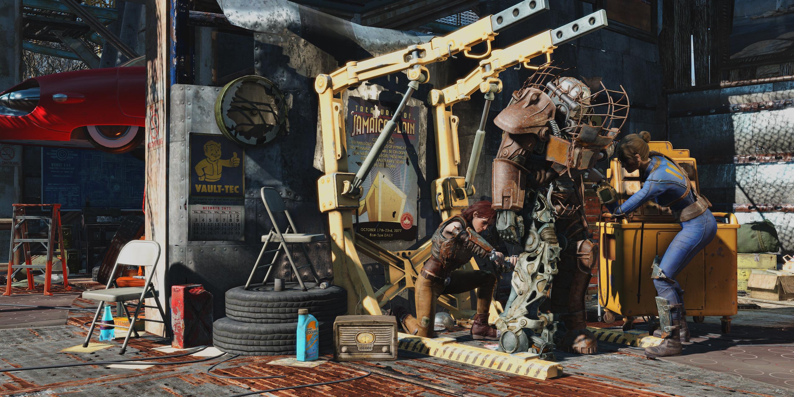 Fallout 4 - DeadEndThrills