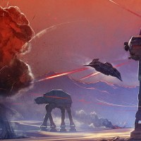 The Art of Star Wars Battlefront by Anton Grandert | #162