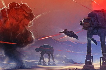The Art of Star Wars Battlefront