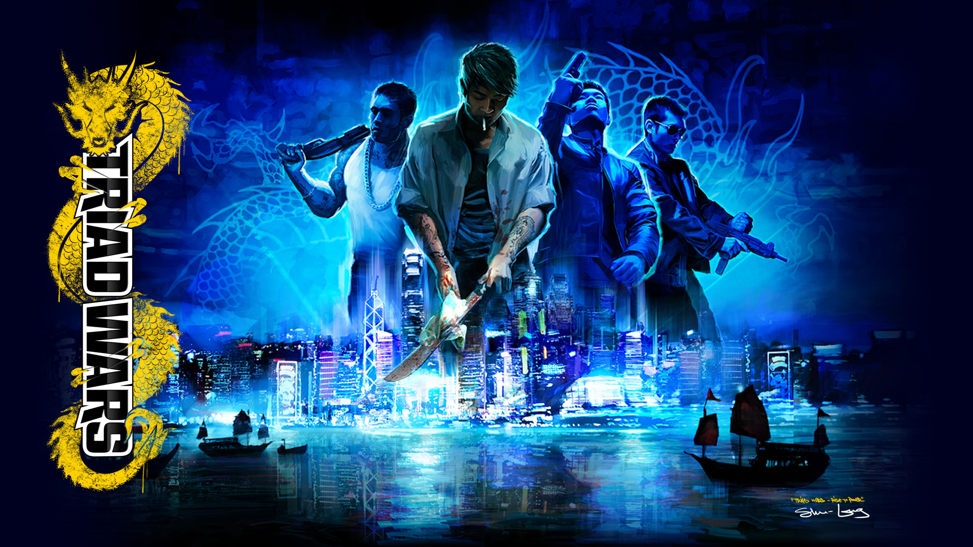 Triad Wars Artwork