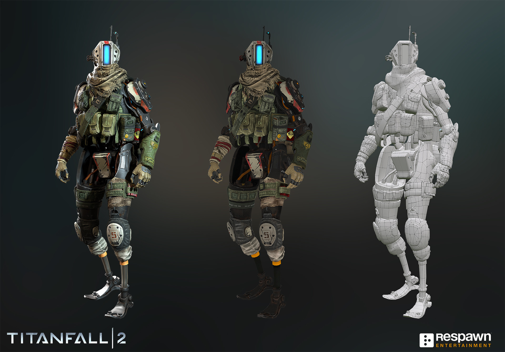 how to jump levels in titanfall 2