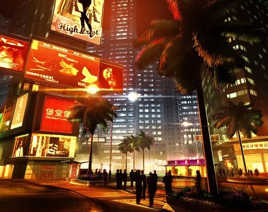 Sleeping Dogs Concept Art