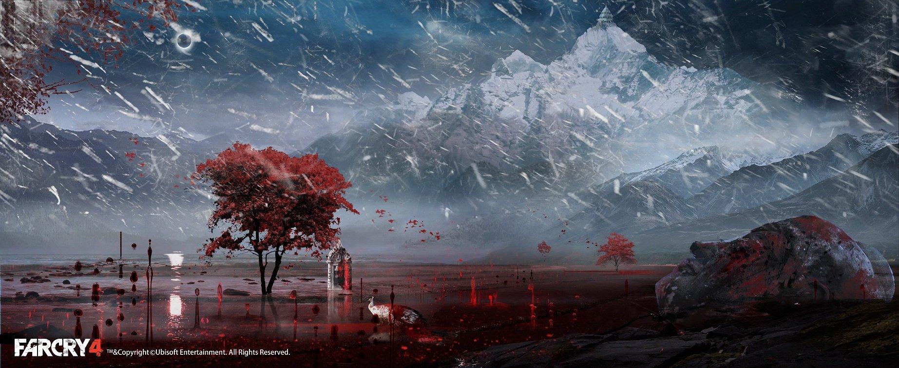 Donglu Yu Concept Art