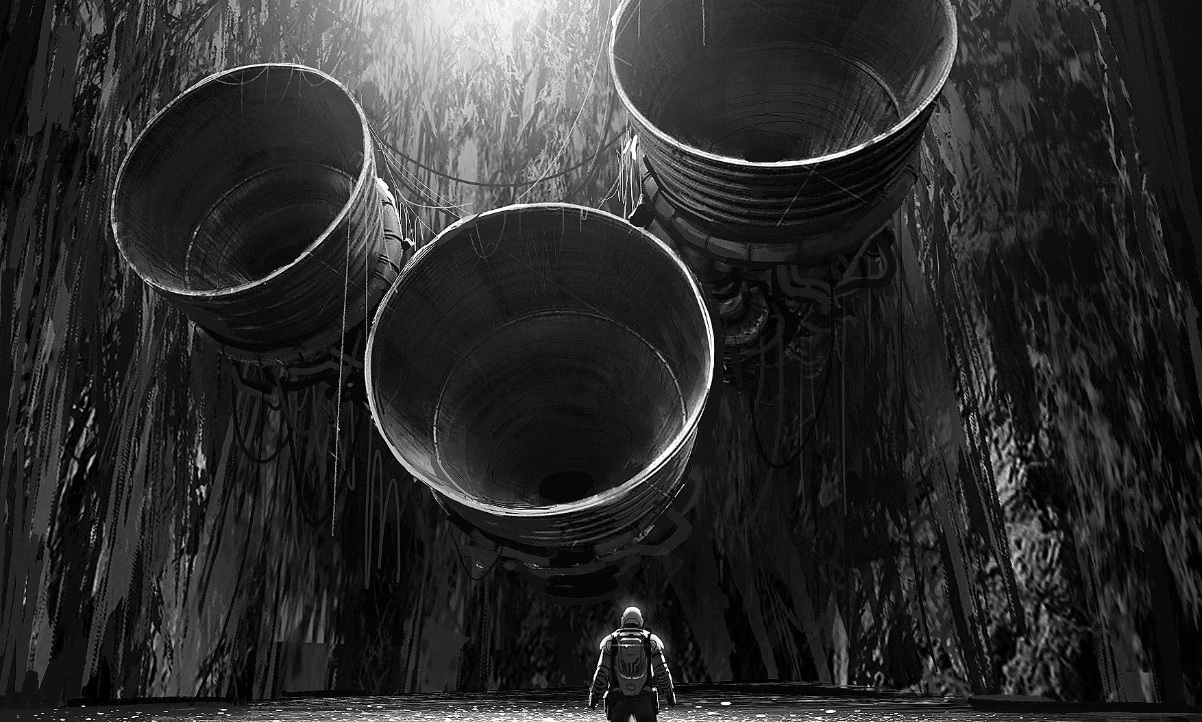 Romain F - Concept Art