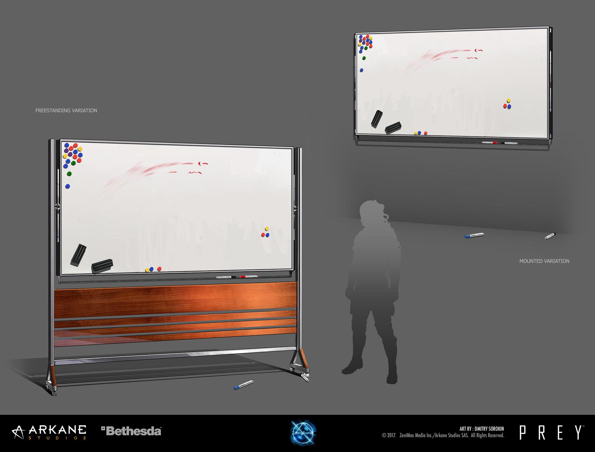 Arkane Studios Concept Art