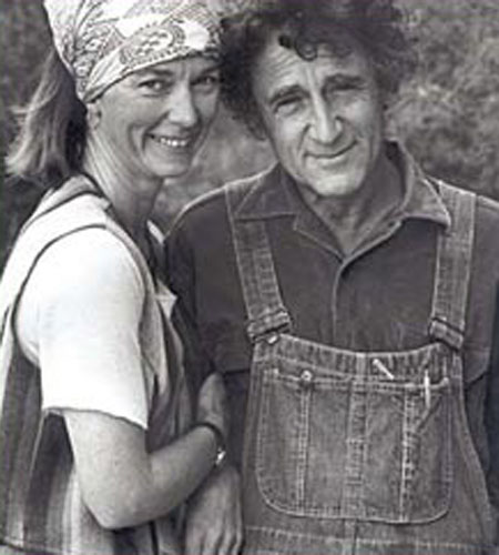 Ajijic writer Georg & Phyllis Rauch profile picture.