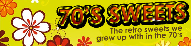 Aztec Bars 70s Sweets
