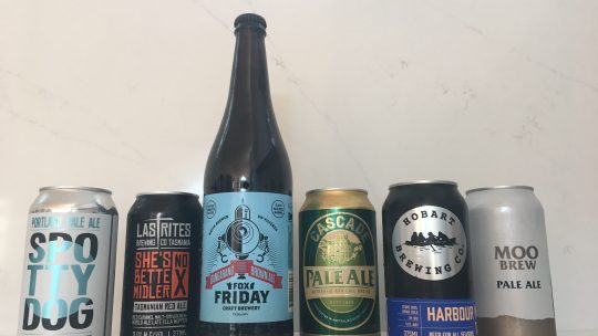 6 Pack of Terrific Tassie Beers